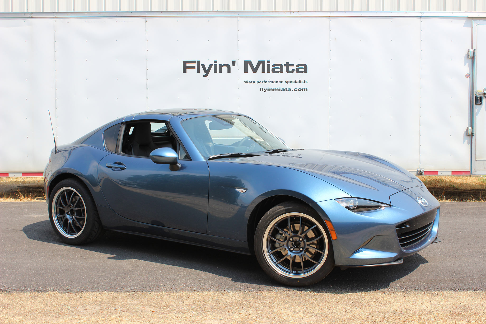 Eternal Blue with 6ULs - pics - MX-5 Miata Forum